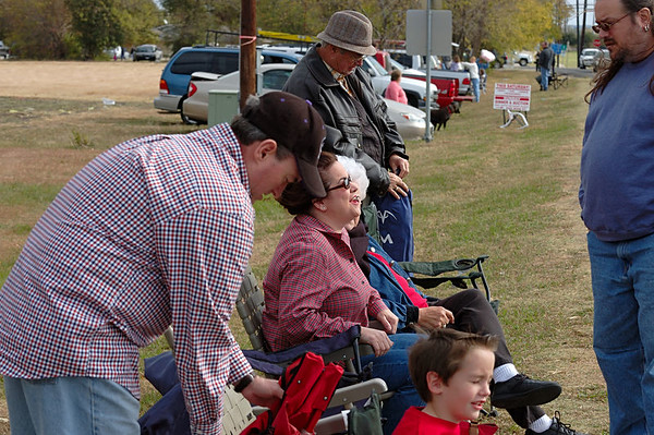 Happy Holidays Parade - Rowlett, TX  19 November, 2005