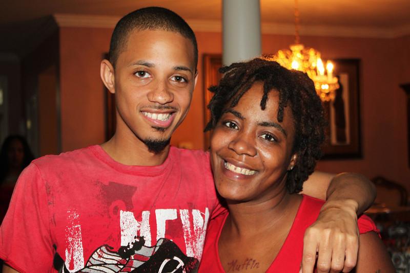 Nephew William and Niece Nisha