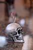 Skull Recipe Holder