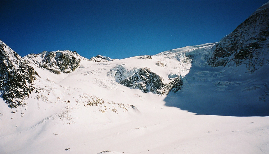 Day 3 012 Tomorrows Climb to Pigne dArolla