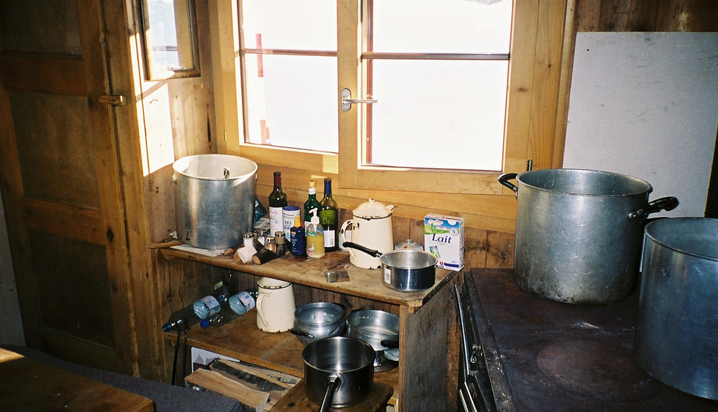 Day 1 015 Kitchen of Refuge