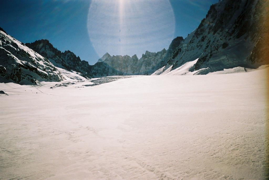 Day 1 002 Grands Montets Glacier