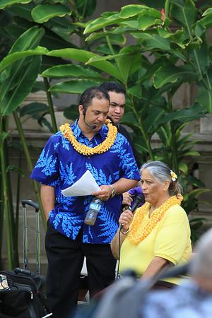 The King Kamehameha Statue