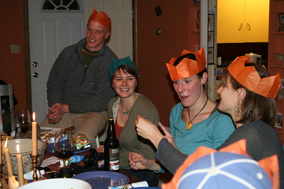 Heb Lab Christmas Party 2008