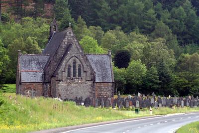 Scottish Episcopal Church at Ballachulish 6 July 2011