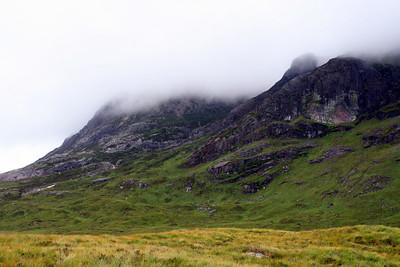 South side of Glencoe 6 July 2011