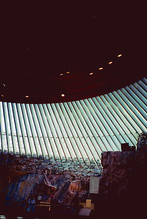 Helsinki, Finland (and Tallin, Estonia)