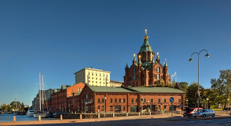 Greek Orthodox Cathedral, Helsinki, Finland