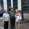 Sandy, Henry, and Nancy