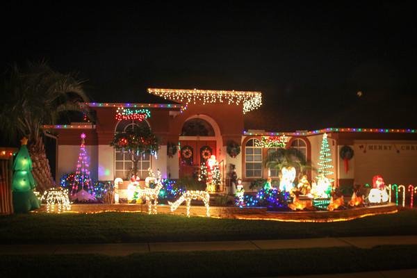 Holiday Parties- Renee's, GTS, Destruction, Decorations, Walk 12 19 2013
