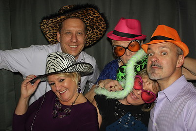Sherwin Williams Holiday Party 2014