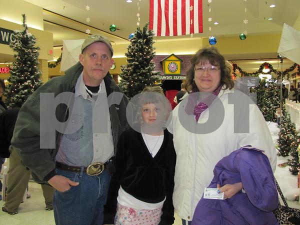 Gary, Kaitlyn, and Tammy Harms