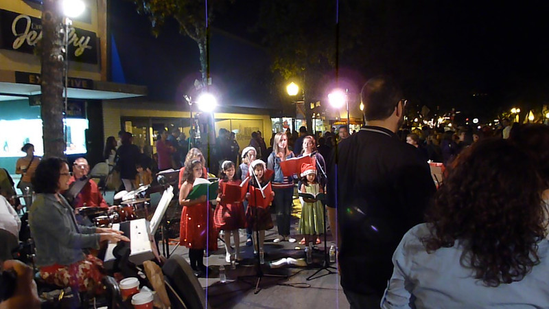 Montrose Tree Lighting November 23, 2012