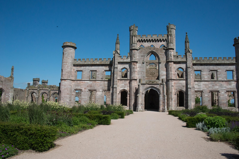William at Lowther Castle-127