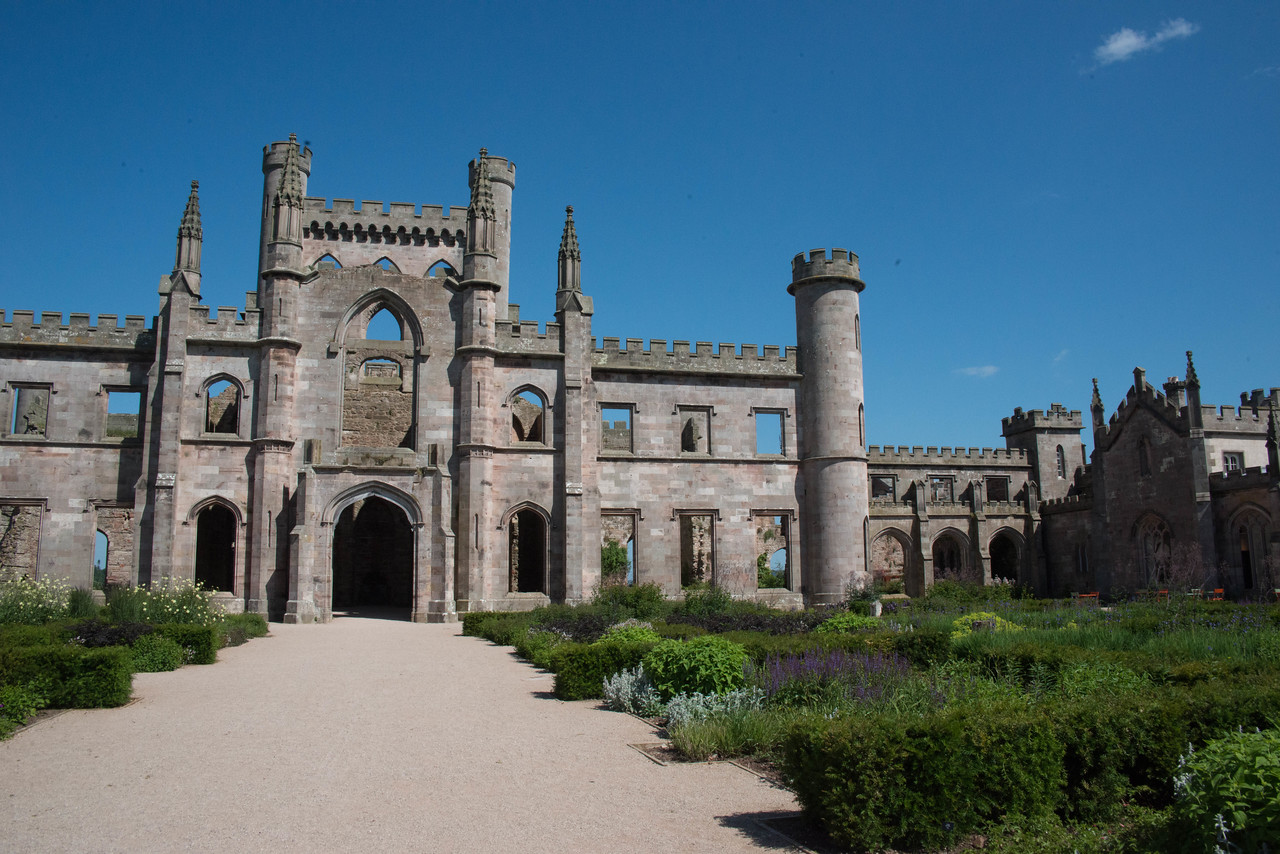 William at Lowther Castle-128