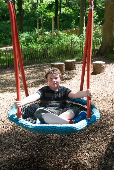 William at Lowther Castle-136