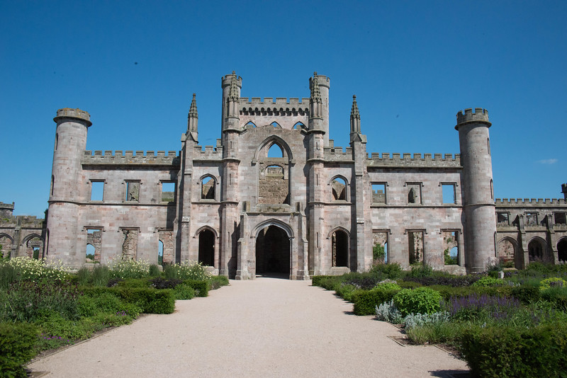 William at Lowther Castle-125