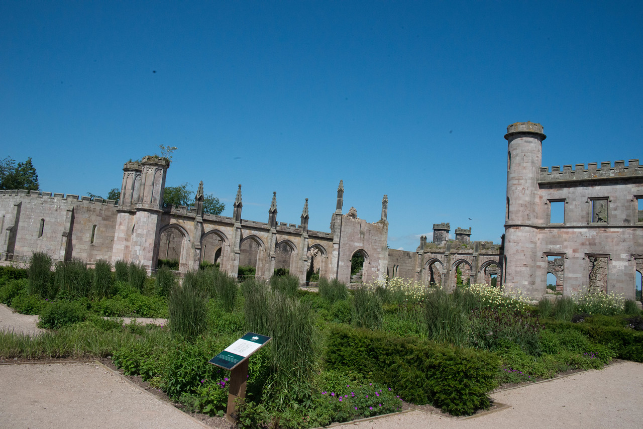 William at Lowther Castle-126