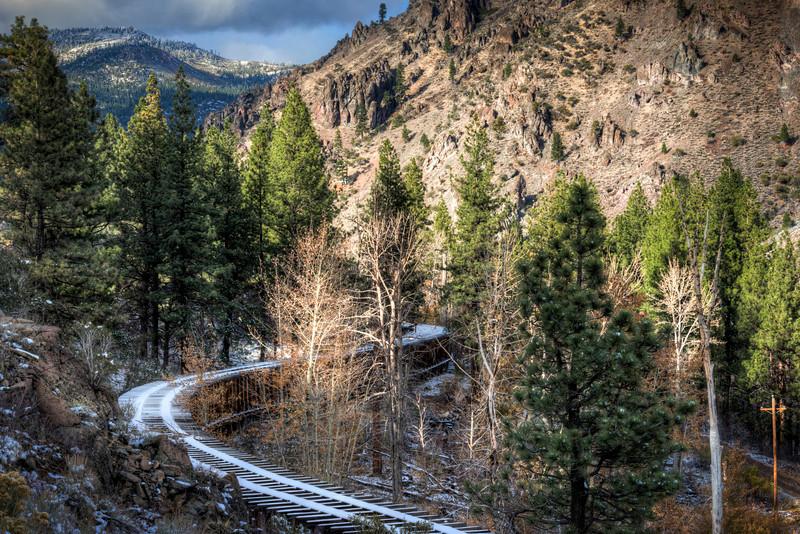 meander | truckee, california