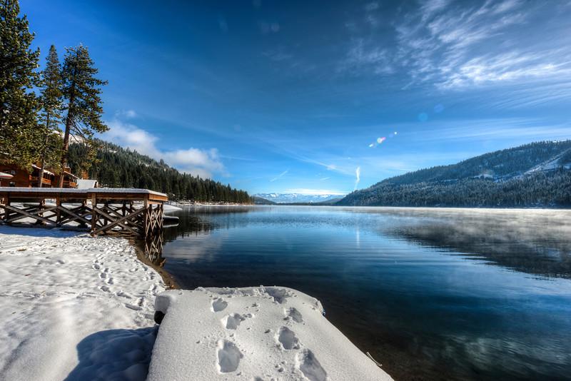 donner lake, california