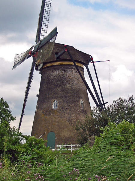 the last windmill house