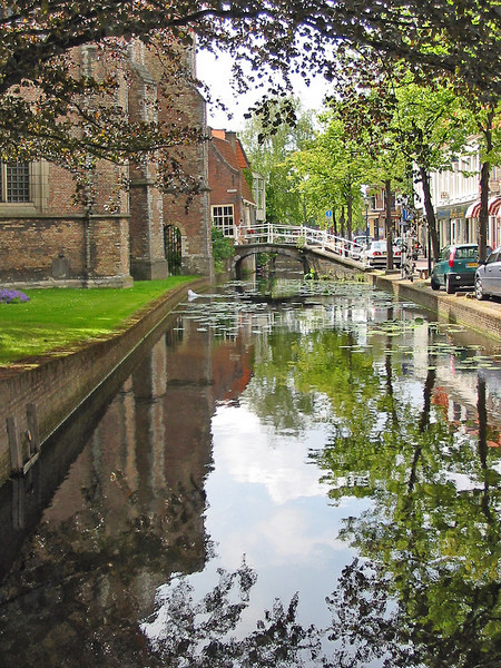 delft reflections
