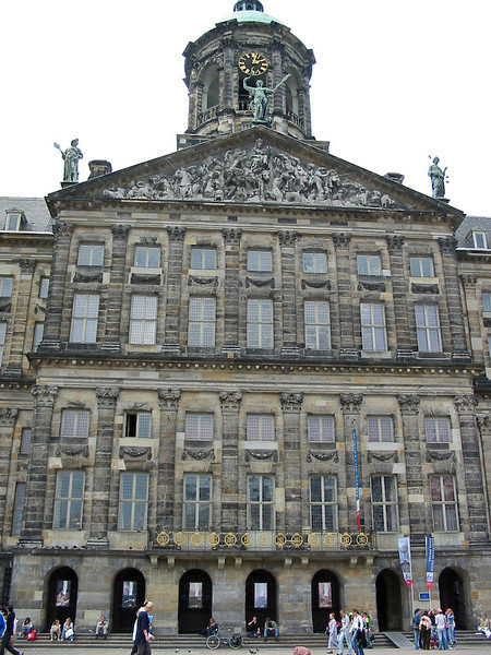 amsterdam city hall