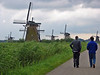 walking to the windmills
