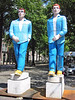 clones statues open air art