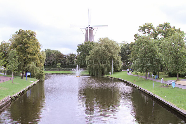 Around Leiden in 2012