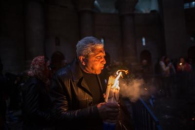 Holy Fire - Jerusalem