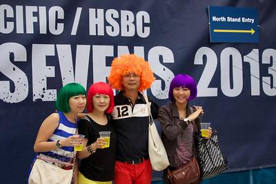 Hong Kong Rugby Sevens 2013