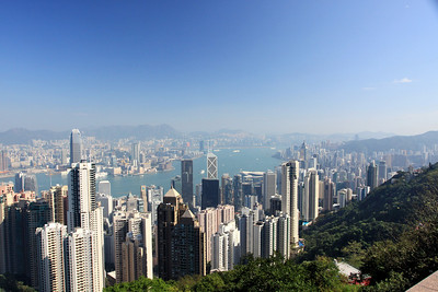 China 2008 - Hong Kong