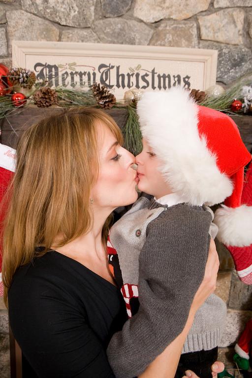 Hughes Family Christmas Portraits