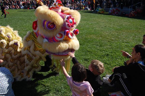 Huntington Library-Chinese New Year 2012