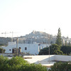 VIEW OF IBIZA OLD TOWN FROM CHRIS AND CHARLIES APARTMENT