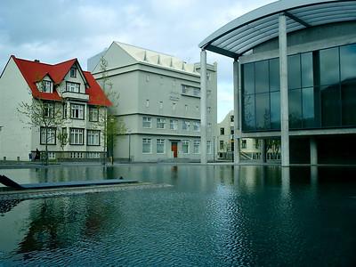 Reykjavík town hall
