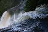 Iguassu Falls - Argentinian Side - Upper Rim of Falls 412