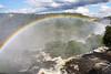 Iguassu Falls - Argentinian Side - Upper Rim of Falls 530