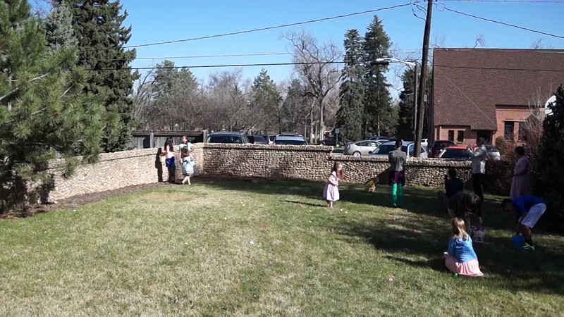 Immanuel Lutheran Church Easter 2015