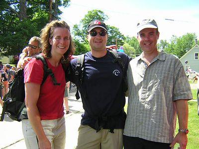 Marny, Justin and Darrow