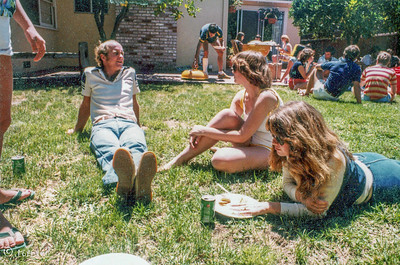 1980 Scribe School 4th of July at Edwards