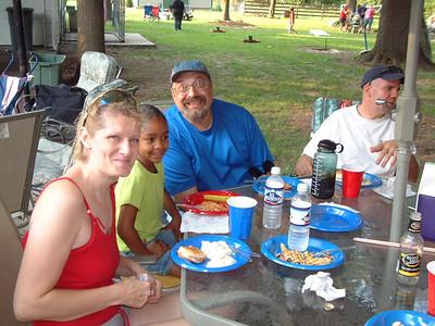 2006-7-4 Mindy's Back Yard Party