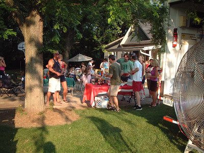 2006-7-4 Mindy'y Back Yard Party