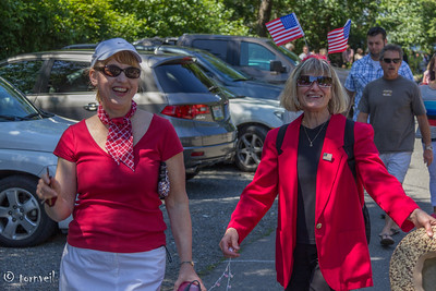 2012 Independence Day at The Cove