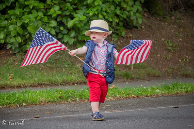 2013 Independence Day on Marine View Drive