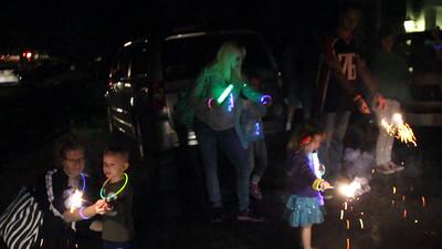 20150703 Frances-Roselle Fireworks Party