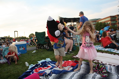 20170704 Village of Itasca 4th Of July Fireworks