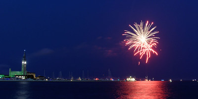 Grosse Pte Yacht Club Fireworks (2)