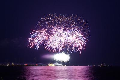 Grosse Pte Yacht Club Fireworks (5)
